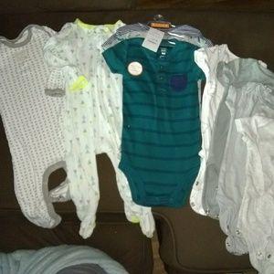 Neutral 9 month baby bundle